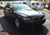 Armoured BMW 760Li