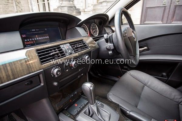 Armoured BMW